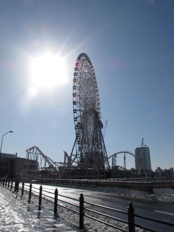 Sun-shiny day ( ^______^ )