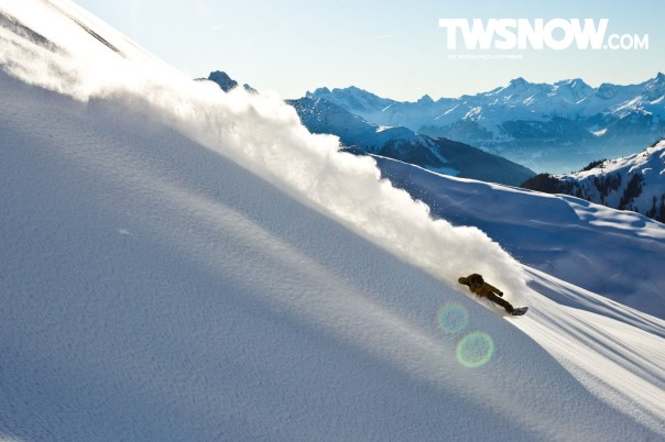 Eric Jackson. Pic from TransWorld Snowboarding (Wallpaper Wednesdays)